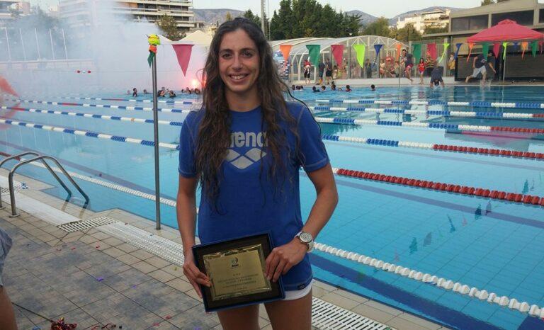 Παγκόσμιο πρωτάθλημα κολύμβησης: Πανελλήνιο ρεκόρ η Ντουντουνάκη
