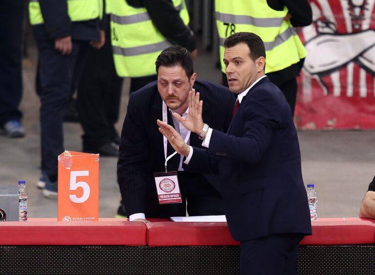 Ιτούδης: «Συγχαρητήρια στους παίκτες μου, αξίζαμε την πρώτη θέση»