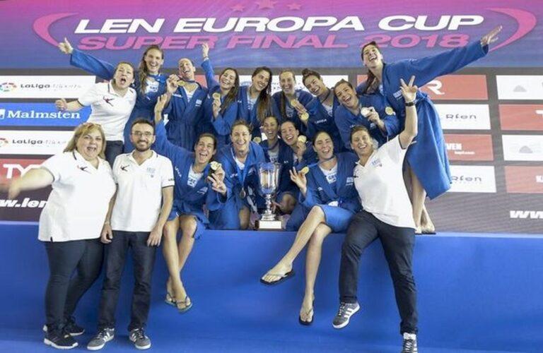 Το πρώτο χρυσό είναι της Ελλάδας!