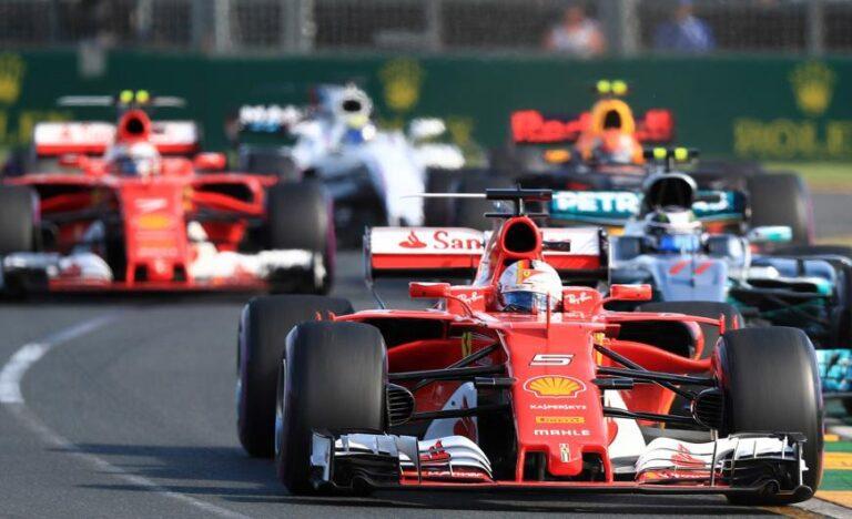 Ξεκινάει η Formula 1: Ολο το πρόγραμμα των αγώνων