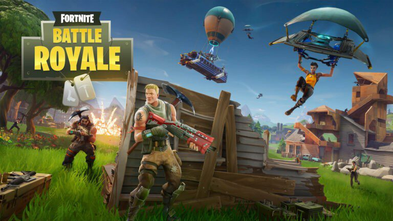 To Forthnite Battle Royale έρχεται σε iOS και Android