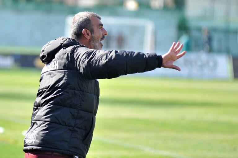 Οφρυδόπουλος: «Δύσκολο αποτέλεσμα το 0-3, στόχος η 3η θέση»