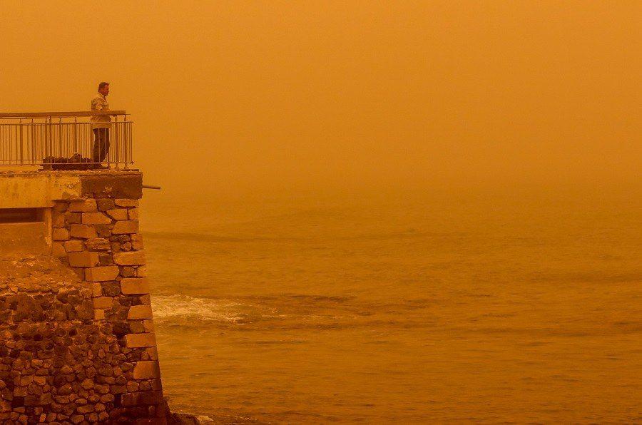 Αφρικανικής σκόνης, συνέχεια: Η Ελλάδα έγινε πάλι «Σαχάρα»!