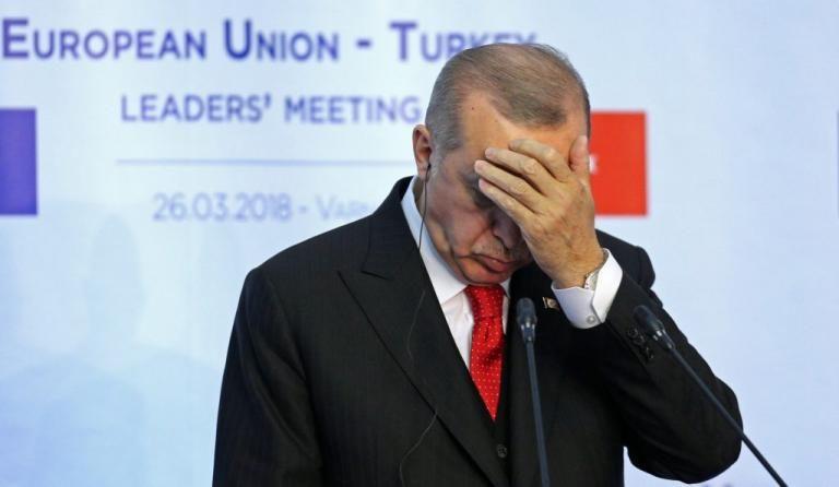 Ευρωπαϊκό «χαστούκι» στον Ερντογάν: «Να απελευθερώσεις τους δύο Έλληνες»