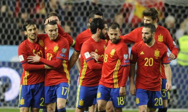 Οι «σίγουροι» της Εθνικής Ισπανίας για το Παγκόσμιο Κύπελλο