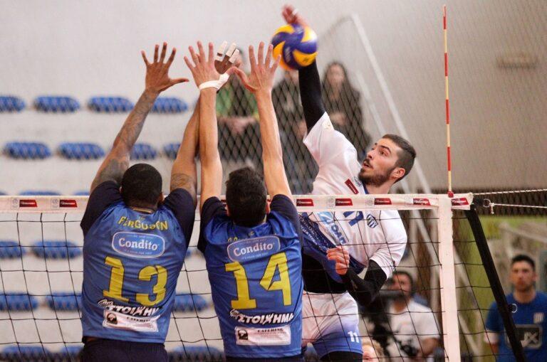 Τα σενάρια της τελευταίας αγωνιστικής στη Volley League