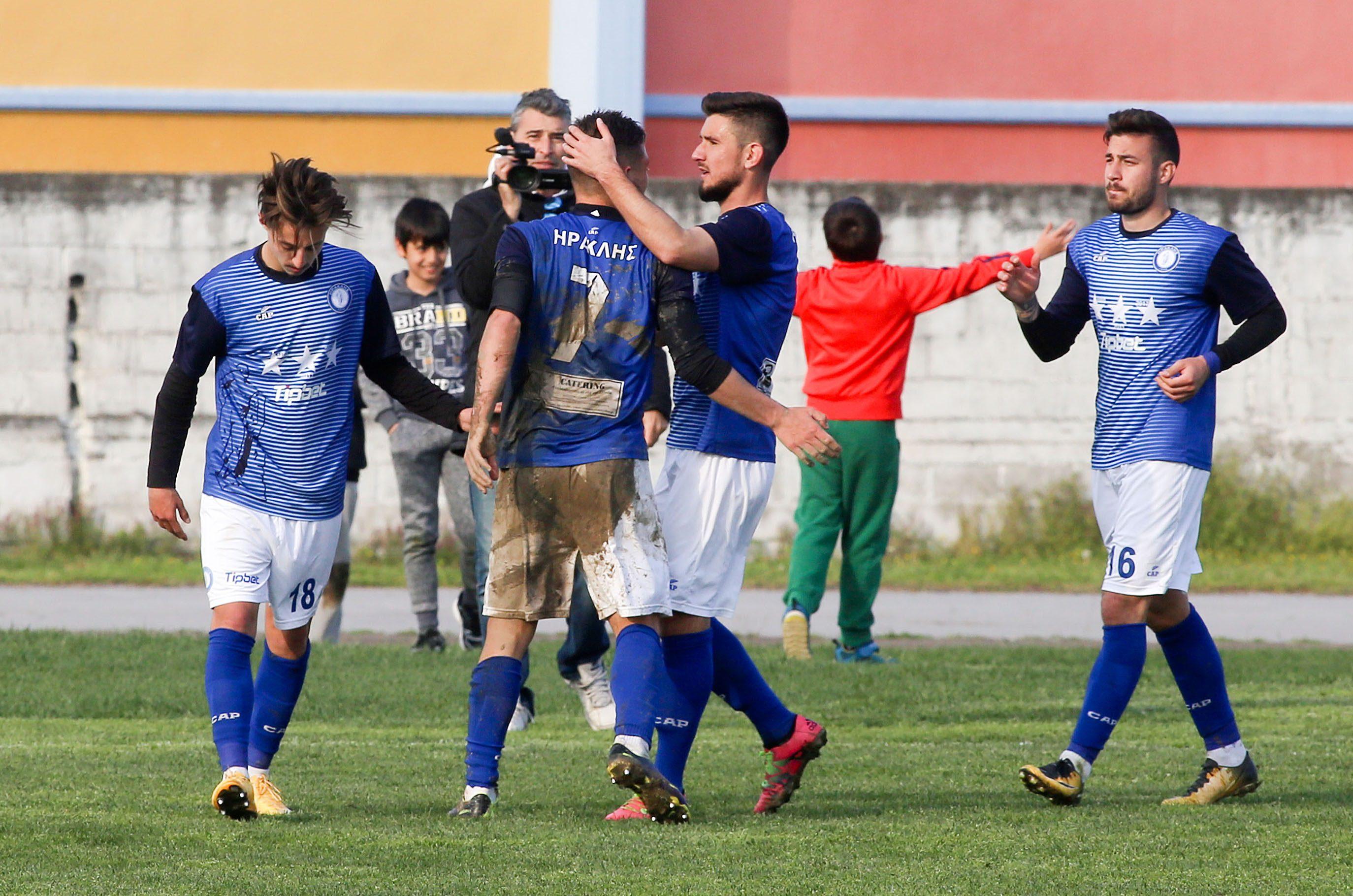 Γκολ και θέαμα στη Γ' εθνική - Sportime.GR