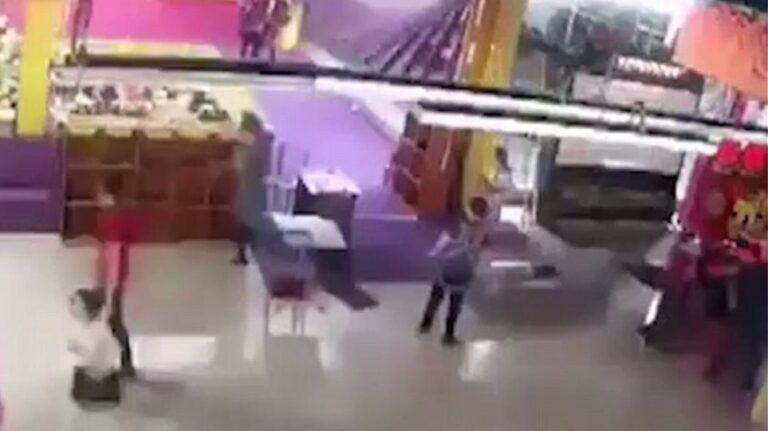 Σοκάρει το βίντεο από την τραγωδία στη Ρωσία (vid)
