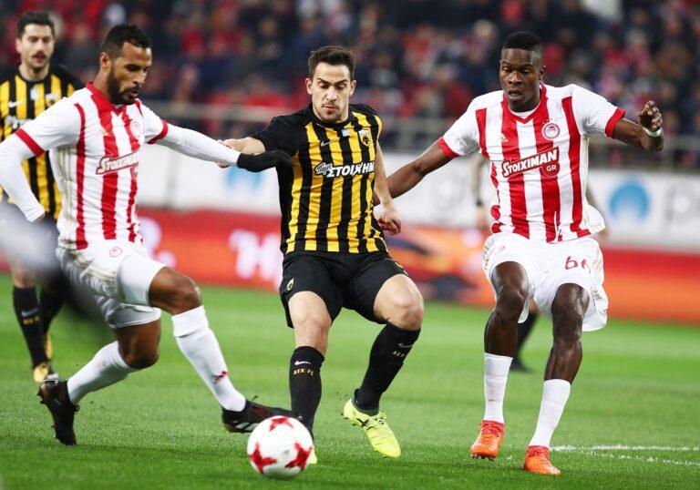 Λαμπρόπουλος: «Την ΑΕΚ δε μπορεί να τη κατηγορήσει κανείς»