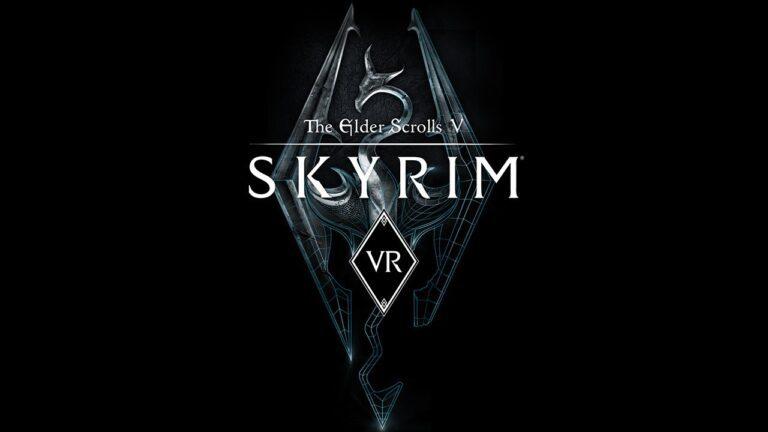Το Skyrim VR έρχεται και στο PC