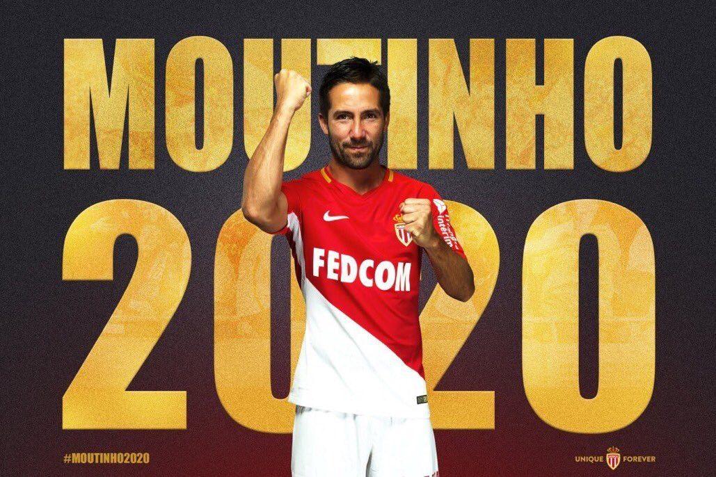 Στη Μονακό ως το 2020 ο Μουτίνιο