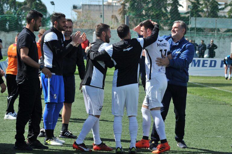 Βούρκωσε ο Κοιλιάρας, συγκινήθηκε ο Παπαδόπουλος!