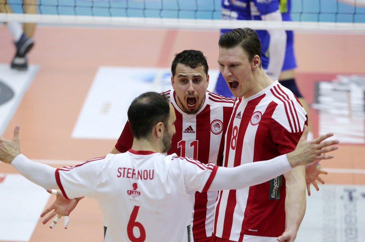 Αυτοί είναι οι κορυφαίοι της Volley League - Sportime.GR