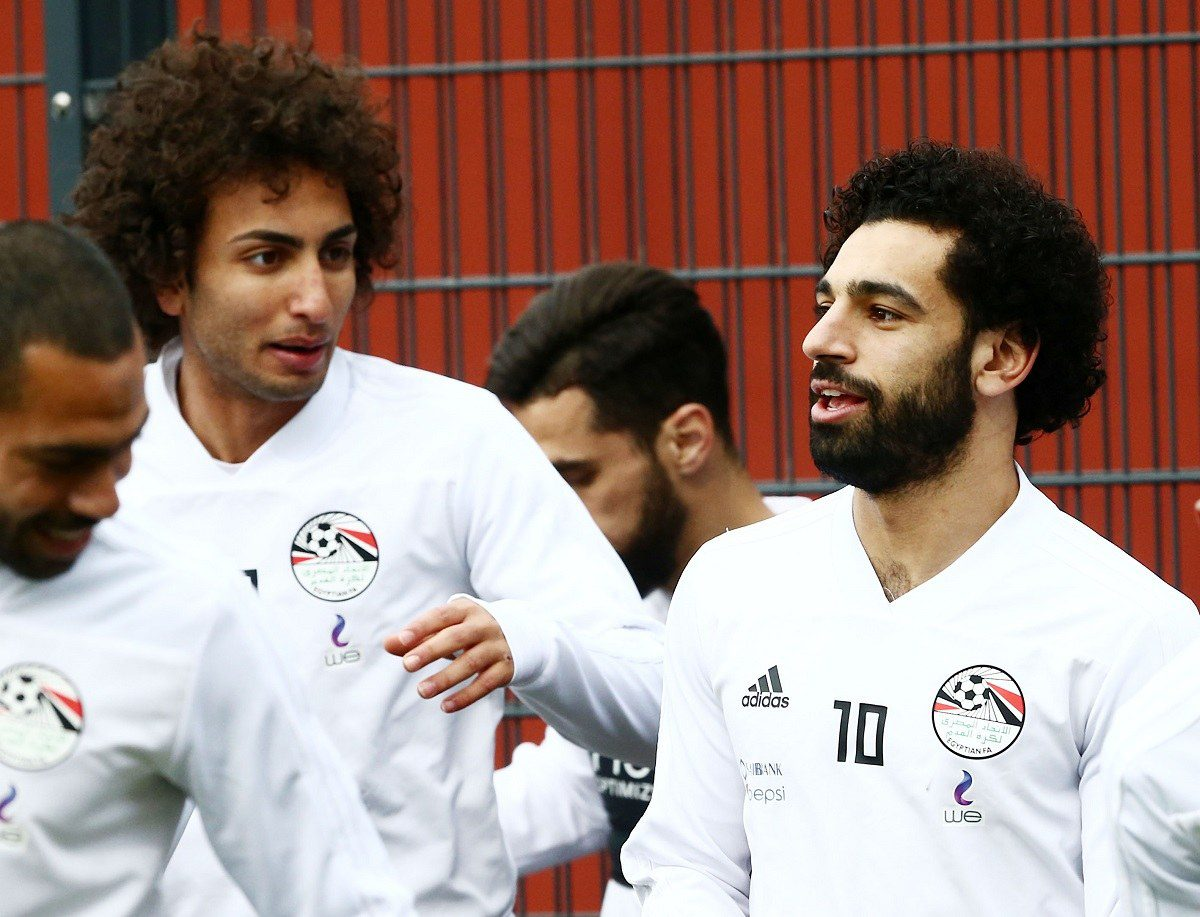 Με Σαλάχ και Ουαρντά η Αίγυπτος - Sportime.GR