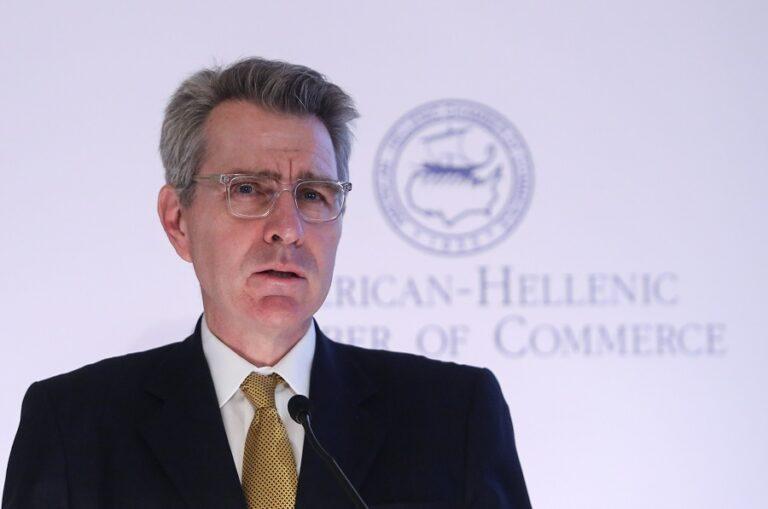 Τζέφρι Πάιατ:«Αναταράξεις σε Ελλάδα και ΗΠΑ ενόψει επανεκλογής του Ερντογάν» (vid)