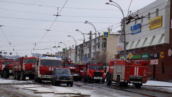 Ρωσία: 53 νεκροί έπειτα από πυρκαγιά σε εμπορικό κέντρο (pics/vid)