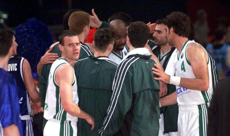 Η τελευταία συμμετοχή του Παναθηναϊκού σε διοργάνωση της FIBA (vids)
