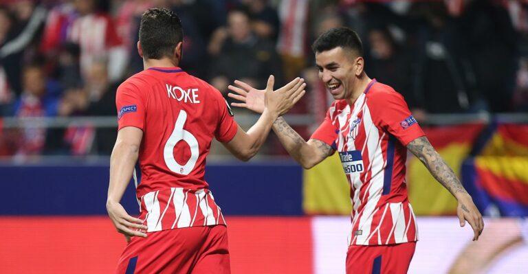 Τα δύο γκολ της Ατλέτικο Μαδρίτης με την Σπόρτινγκ στο ημίχρονο (vid)