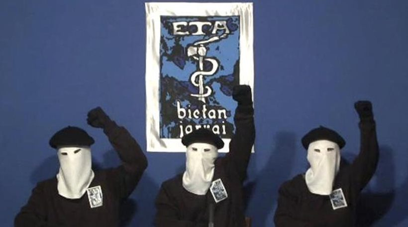 Διαλύεται η βασκική τρομοκρατική οργάνωση ETA