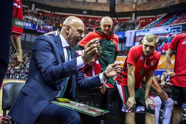 Ομπράντοβιτς ο κορυφαίος προπονητής του Eurocup