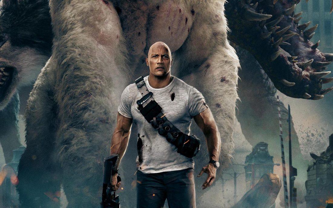 Γιατί ο «The Rock» απειλούσε να αποχωρήσει από την ταινία Rampage; - Sportime.GR