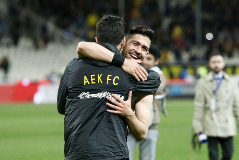 Τέσσερις βαθμούς για τον τίτλο η ΑΕΚ!
