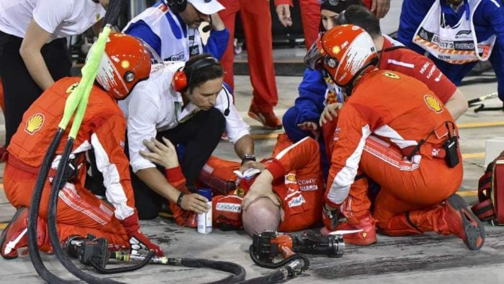 Χειρουργήθηκε με επιτυχία ο άτυχος μηχανικός της Ferrari