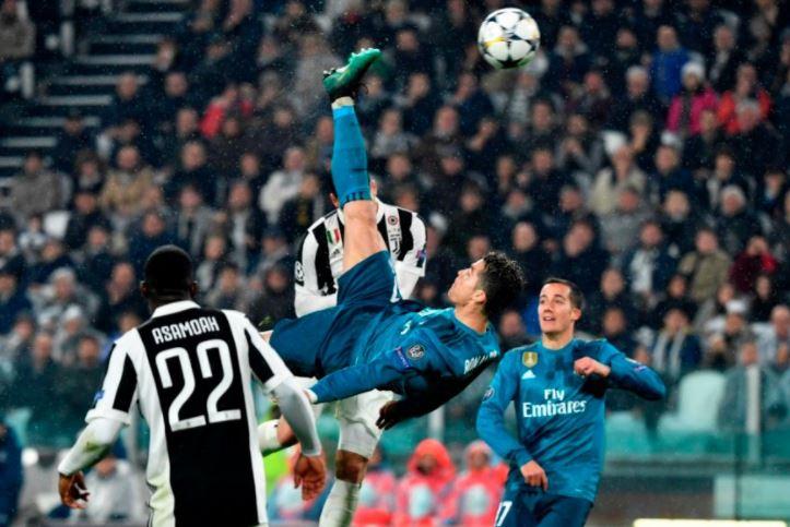 Το απίστευτο γκολ του Ρονάλντο (vid)!