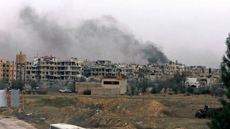«Σκηνοθετημένη η επίθεση με χημικά στη Ντούμα» λέει η Ρωσία