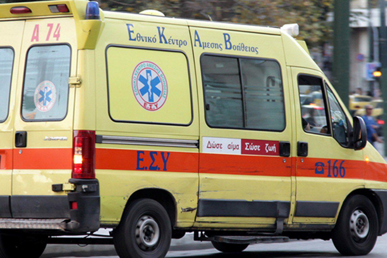Χανιά: Άνδραςέπεσε από το δεύτερο όροφο νοσοκομείου