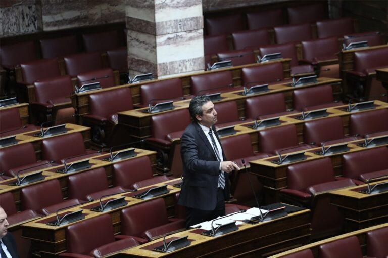 Στην επιτροπή δεοντολογίας της Βουλής ο Φωκάς