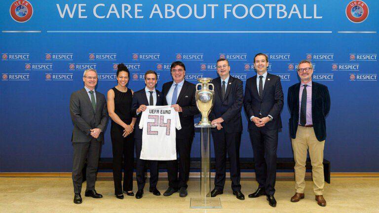 Κατέθεσε υποψηφιότητα για το Euro 2024 η Γερμανία