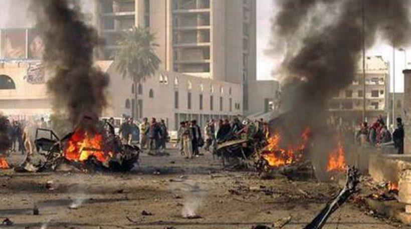 Ιράκ:Βομβιστική επίθεση κατά τη διάρκεια κηδείας
