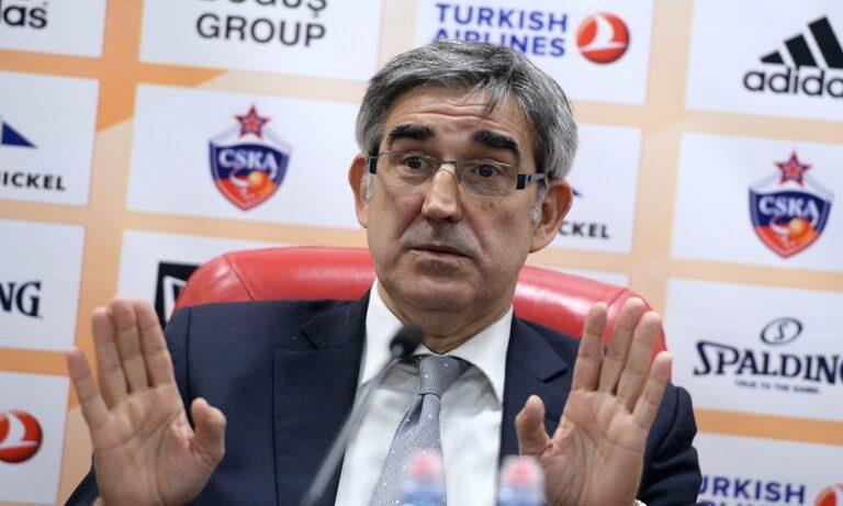 Μπερτομέου: «Απίθανο ομάδα να αφήσει τώρα την Euroleague»