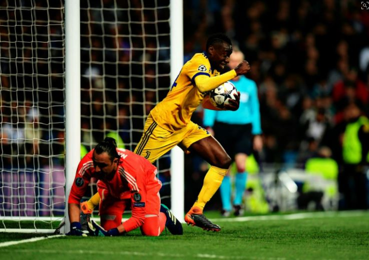 Το 0-3 της Γιουβέντους στη Μαδρίτη! (vid)