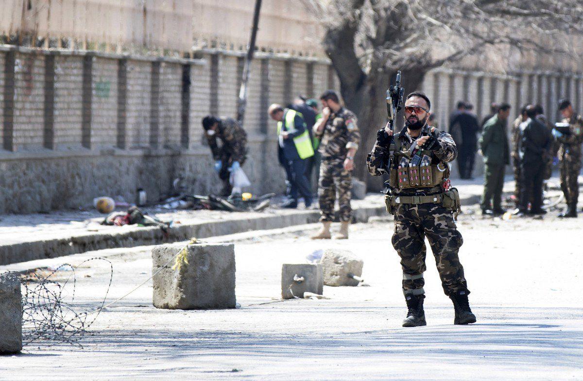To ΙSIS ανέλαβε την ευθύνη για την επίθεση στην Καμπούλ