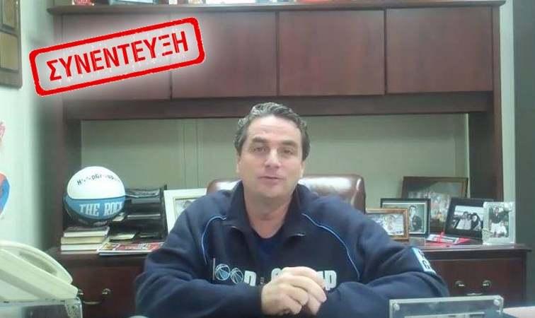 Κένεντι: «Το NCAA δεν είναι άπιαστο όνειρο για τους Έλληνες παίκτες» - Sportime.GR