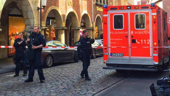 Επίθεση στη Γερμανία: Άτομο με ψυχολογικά προβλήματα ο δράστης