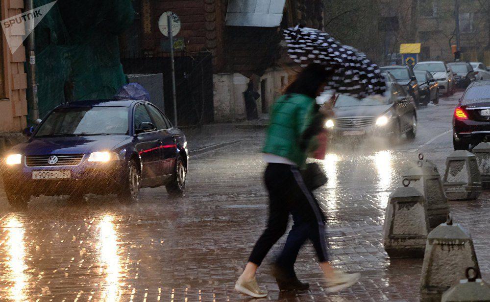 Ρωσία: Δύο νεκροί και 12 τραυματίες από θύελλα στη Μόσχα