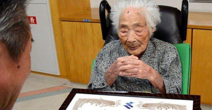 Πέθανε η γηραιότερη γυναίκα στον κόσμο (vid)