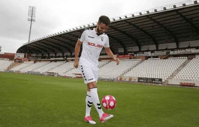 Σε σταθερή κατάσταση κατάσταση ο ποδοσφαιριστής της Αλμπαθέτε