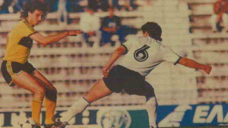 Άρης – ΟΦΗ το 1989: Επτά γκολ σε ένα ημίχρονο!