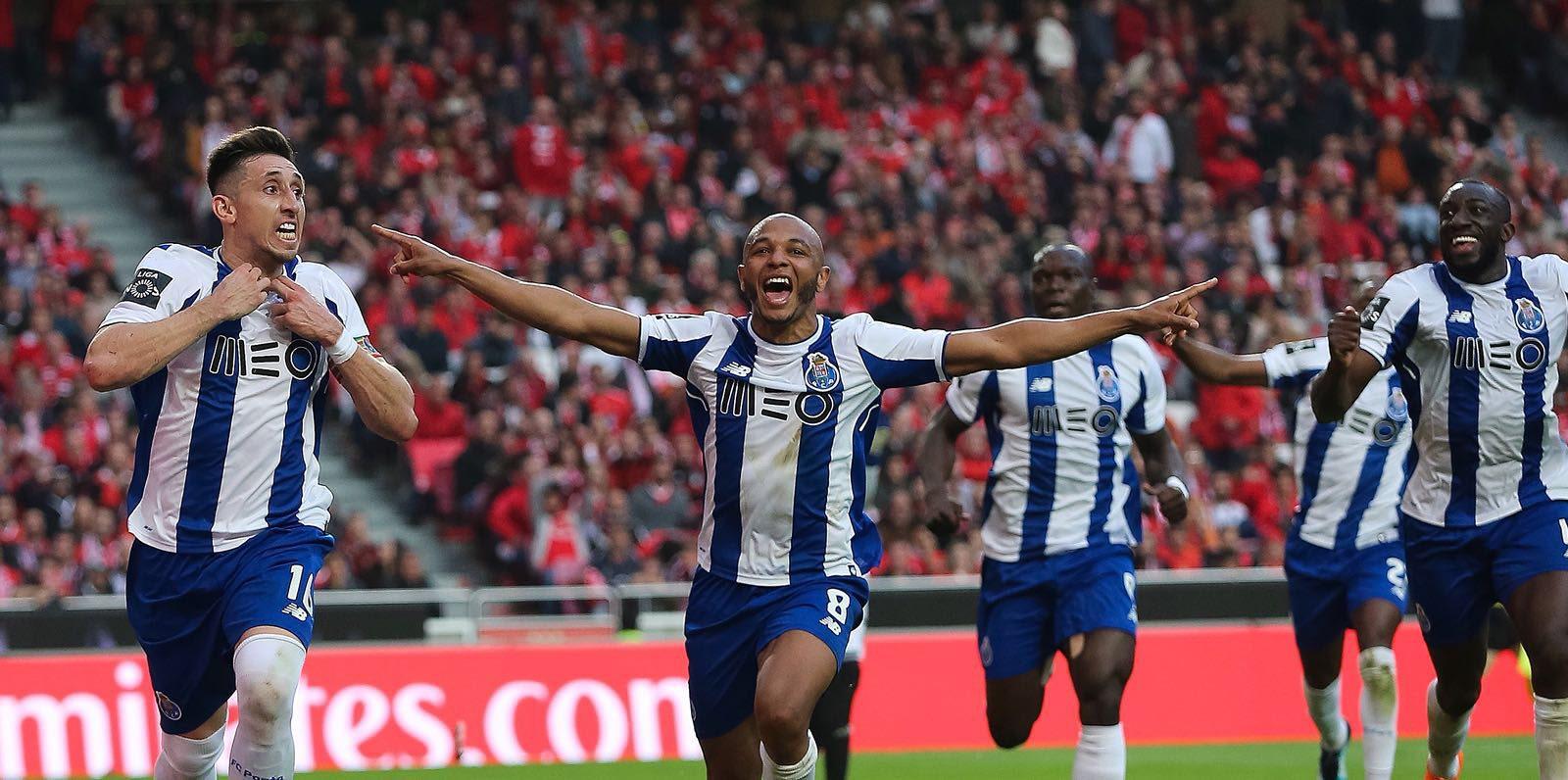 Νίκη (1-0) τίτλου για Πόρτο στο Ντα Λουζ, επεισόδια λίγο πριν το φινάλε (vid, pic)