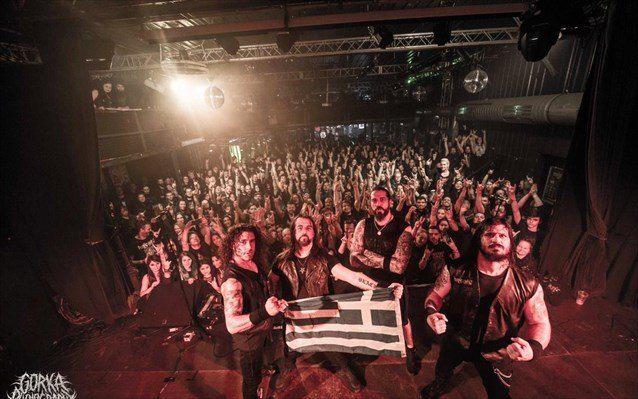 Συνελήφθη γνωστό ελληνικό συγκρότημα για τρομοκρατία…