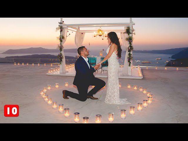 Δείτε δέκα από τις πιο αποτυχημένες προτάσεις γάμου! (vid)