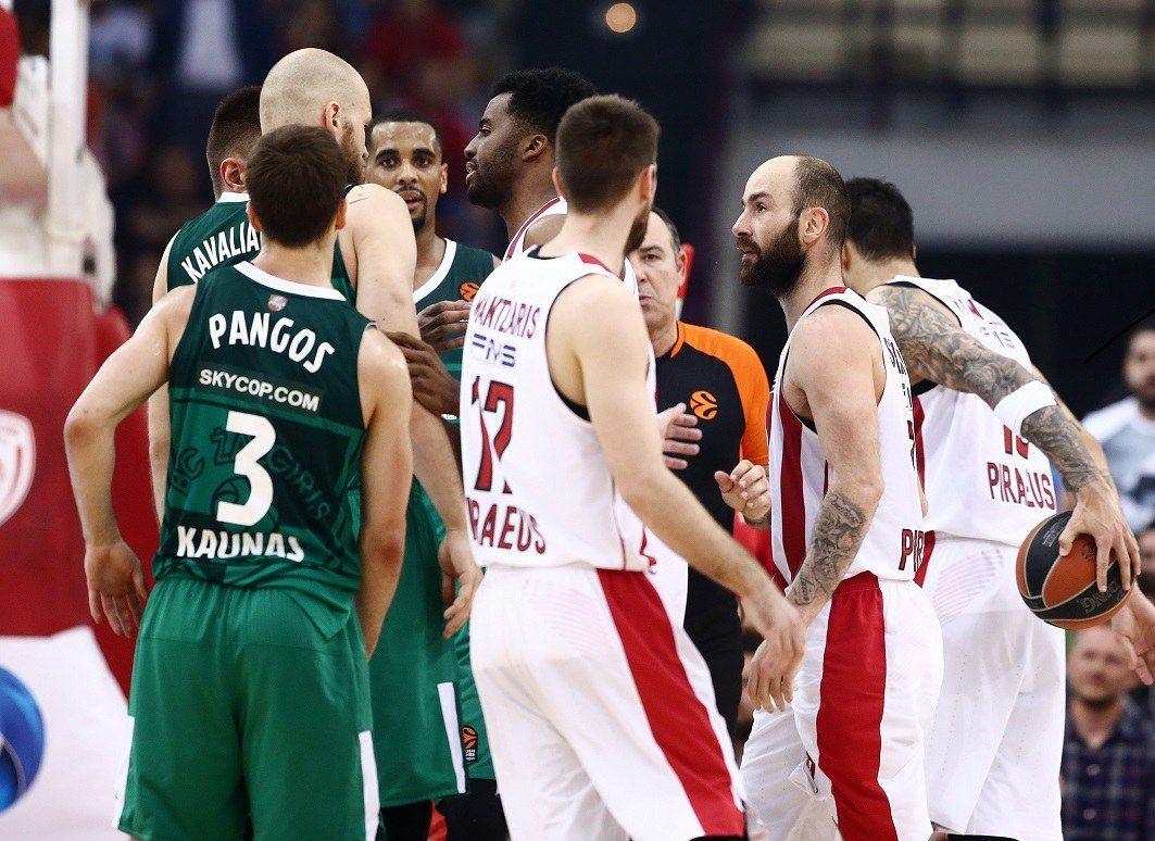 Καβαλιάουσκας: «Ανδρικό άθλημα το μπάσκετ»