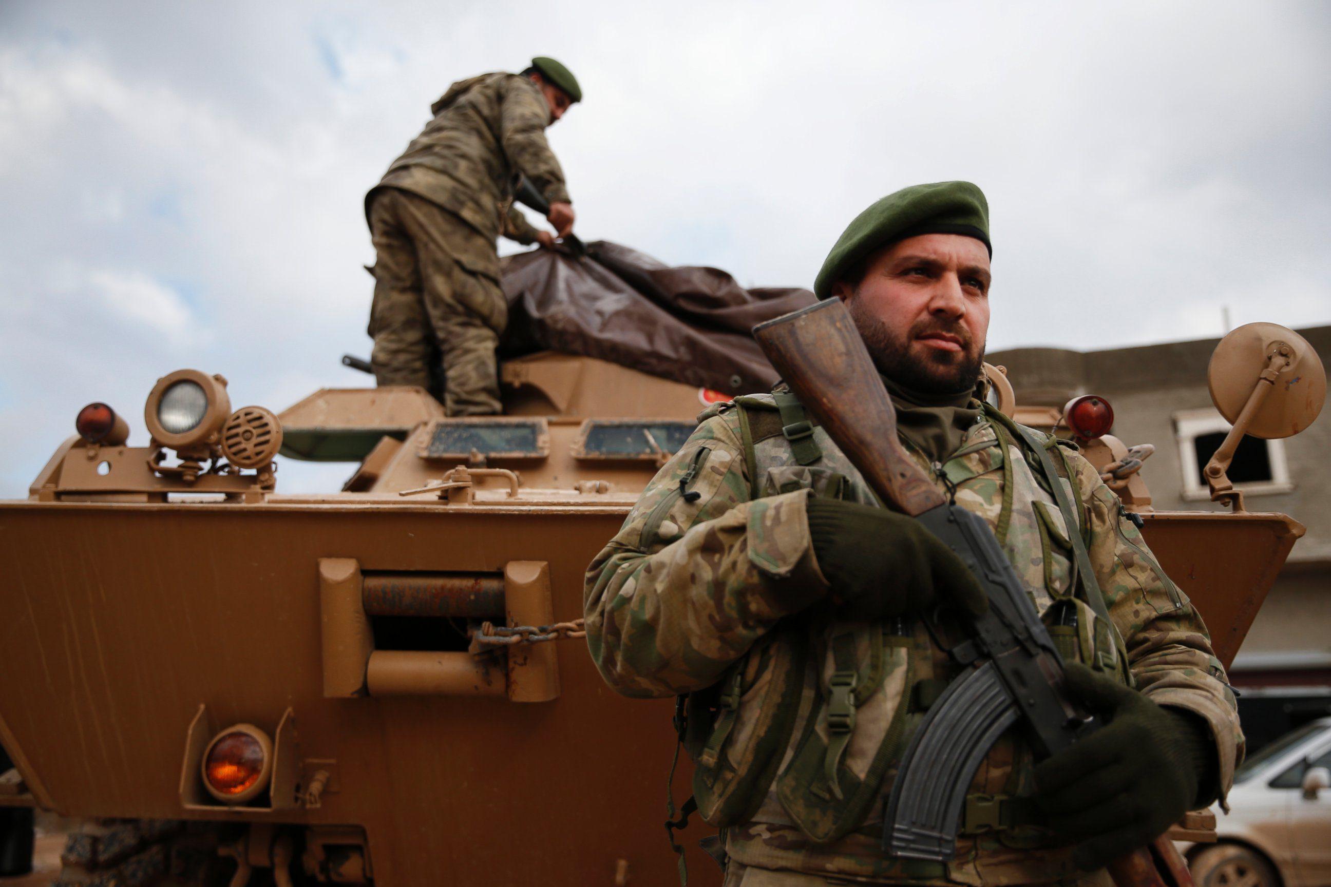 Συρία: 48 ώρες διορία για να φύγουν οι τζιχαντιστές από τον καταυλισμό Γιαρμούκ