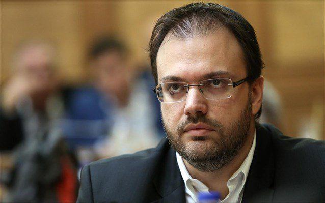 Θανάσης Θεοχαρόπουλος:«Είναι επικίνδυνος ο κ. Καμμένος»