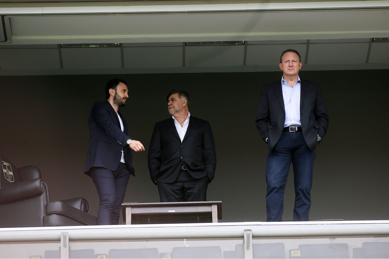 Στο «Κλεάνθης Βικελίδης» οι Παπαδόπουλος, Σακίεβιτς - Sportime.GR