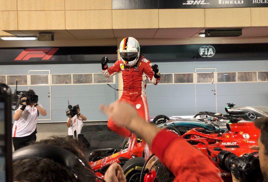Ολική επαναφορά Ferrari στο Μπαχρέιν, στην κορυφή ξανά ο Vettel